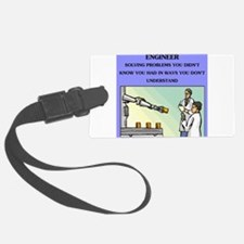 emgineer engineering joke gifts t-shirts Luggage Tag