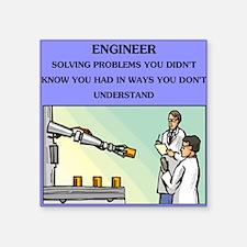 emgineer engineering joke gifts t-shirts Square St