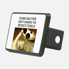 DARK matter gifts t-shirts Hitch Cover