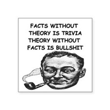 """THEORY.png Square Sticker 3"""" x 3"""""""