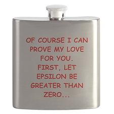 MATH love Flask