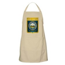 New Hampshire Seal (back) Apron