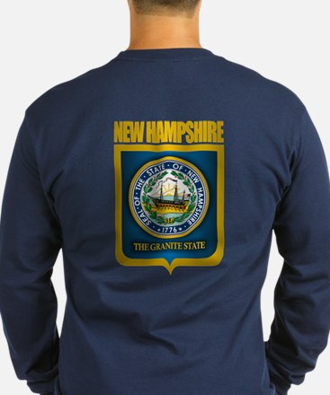 New Hampshire Seal (back) T
