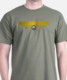 New Hampshire Seal (back) T-Shirt