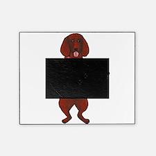 Bloodhound-Cafepress - Copy.jpg Picture Frame