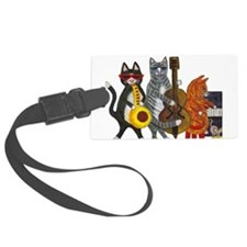 JazzCatsCut-out for Zazzle_FINAL.jpg Luggage Tag