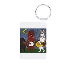 Country Dogs Keychains