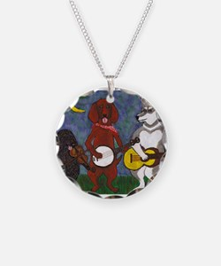 Country Dogs Necklace