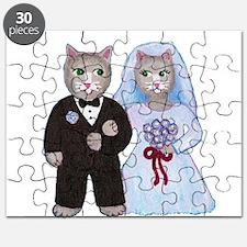 Cat Bride Puzzle