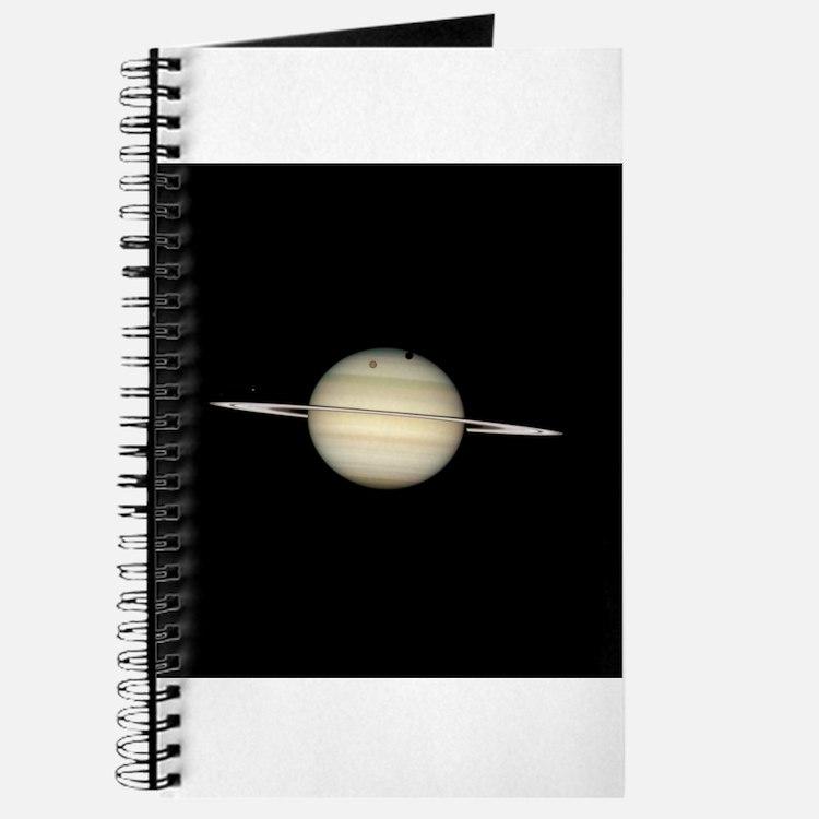 Saturn 4 Moons in Transit Journal