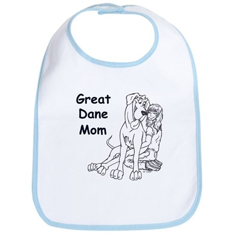 N GD Mom Bib