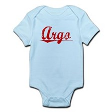 Argo, Vintage Red Infant Bodysuit