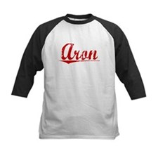 Aron, Vintage Red Tee