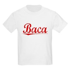 Baca, Vintage Red T-Shirt