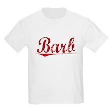 Barb, Vintage Red T-Shirt