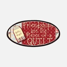 Quilting Friendships Patch