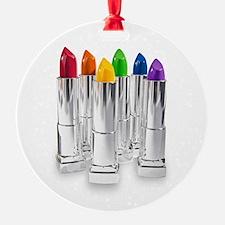 lipstick lesbian Ornament