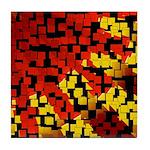INDIAN SUMMER Tile Coaster