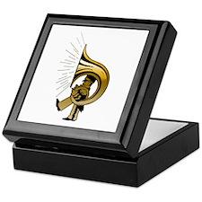 """""""Gold"""" TubaGuy Keepsake Box"""