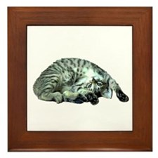 Abby Framed Tile