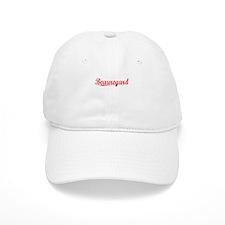 Beauregard, Vintage Red Baseball Cap