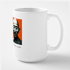 Gandhi - Be the change Mug