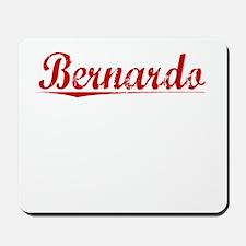 Bernardo, Vintage Red Mousepad