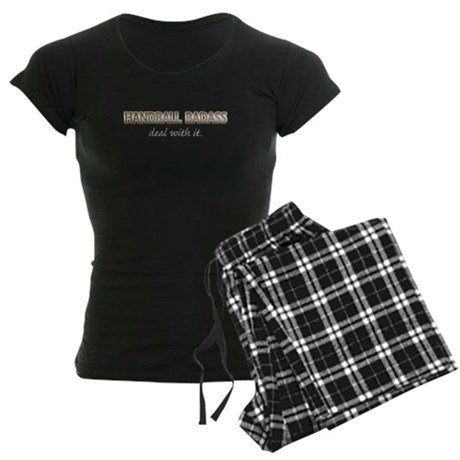 handball Women's Dark Pajamas
