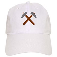 Crossed hammer Baseball Cap