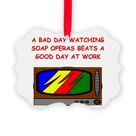 funny soap opera television tv joke Picture Orname
