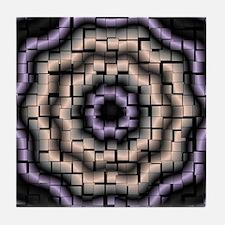 DARK STAR Tile Coaster