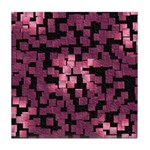 WILD BERRIES Tile Coaster
