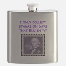 funny stamp collector collecting philatelist desig