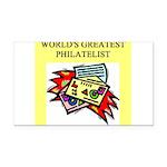 worlds greatest philatelist stamp collector Rectan