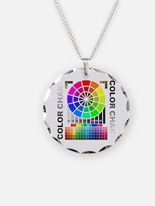 Color chart Necklace