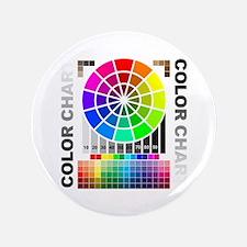 """Color chart 3.5"""" Button"""