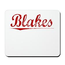 Blakes, Vintage Red Mousepad