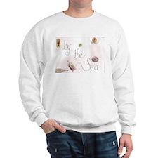 by the sea 1 Sweatshirt