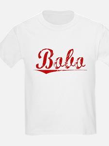 Bobo, Vintage Red T-Shirt