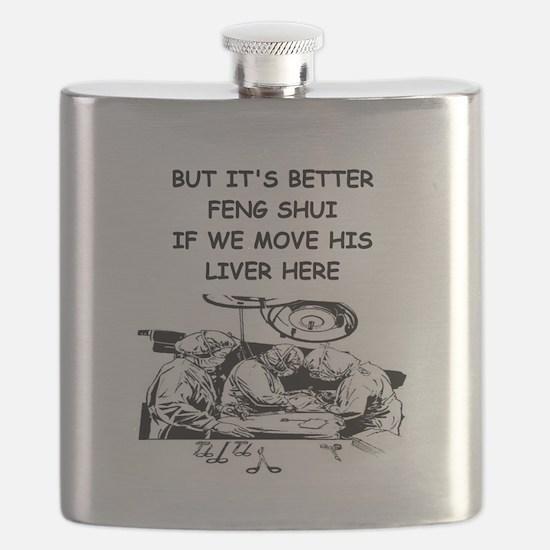 funny doctor joke Flask