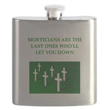 funny jokes morticians undertakers Flask