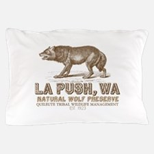 Quileute Wolf Preserve Pillow Case