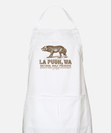 Quileute Wolf Preserve Apron