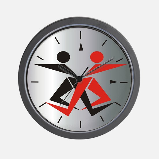 Your Time Fitness Wall Clock