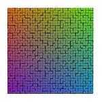 SPECTRUM Tile Coaster