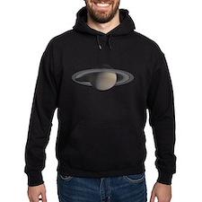 Saturn Fades Away Hoodie