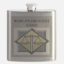 worlds greatest judge Flask