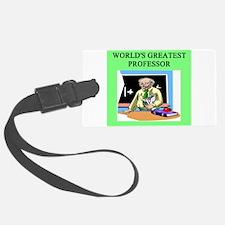 worlds greatest professor Luggage Tag