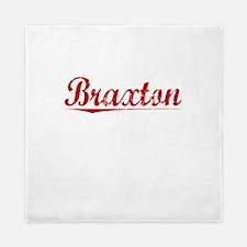 Braxton, Vintage Red Queen Duvet