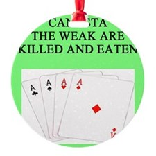 canasta queen Ornament